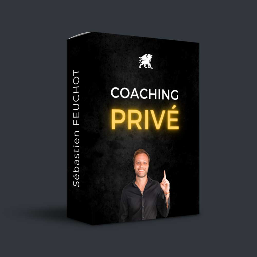 Coaching privé en immobilier avec Sébastien Feuchot
