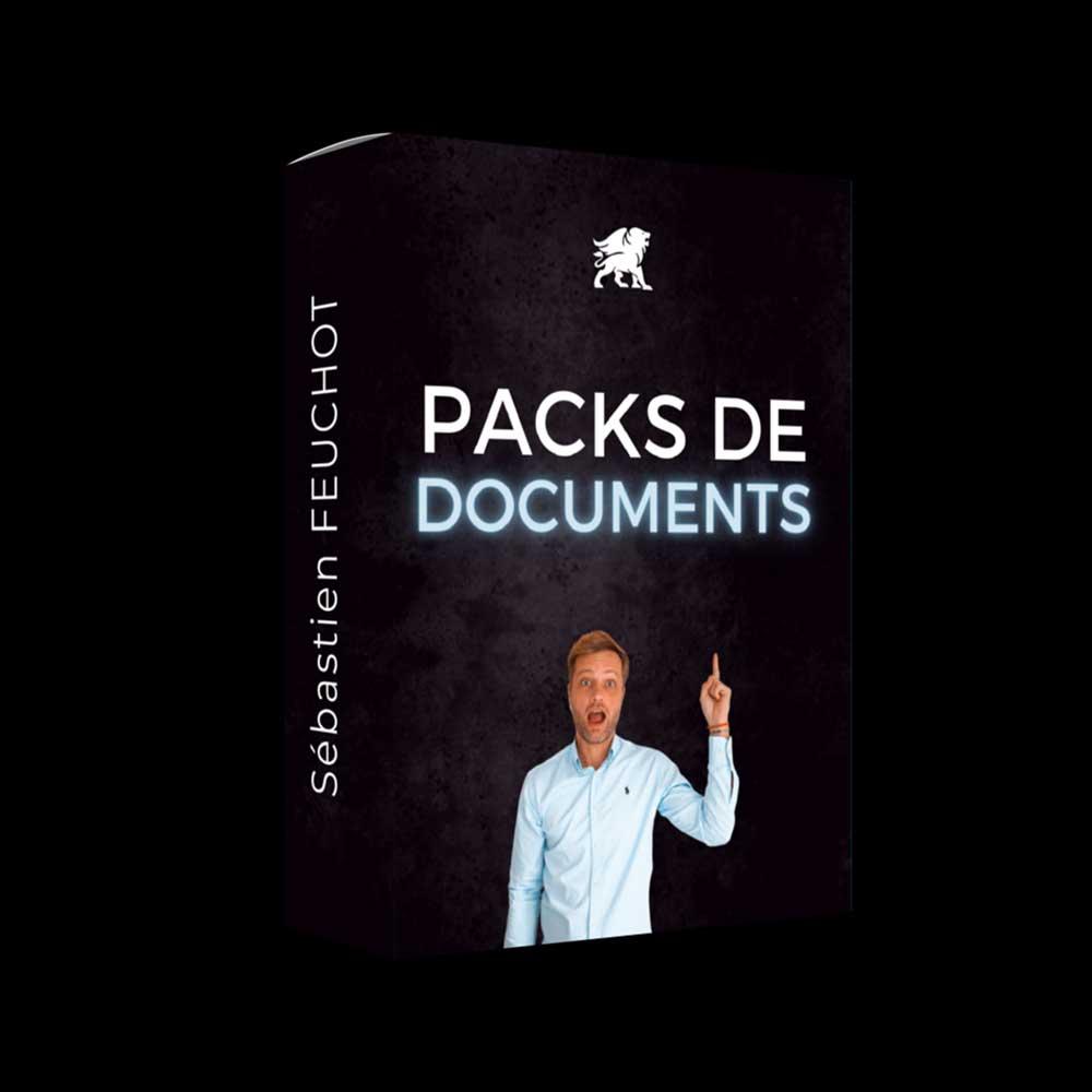 Formation : pack de document sur l'immobilier